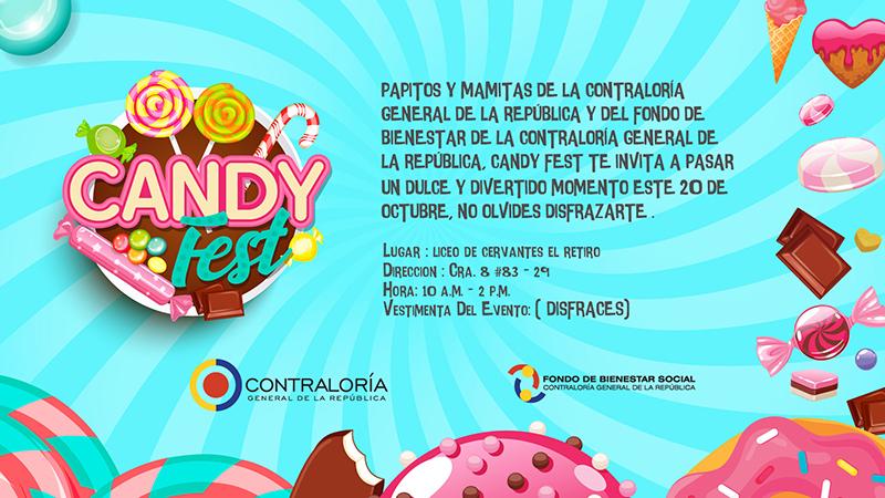 Informacion Candy Fest