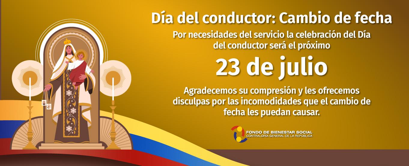 Informacion DÍA DEL CONDUCTOR 2021